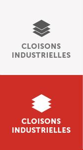 Cloisons industrielles